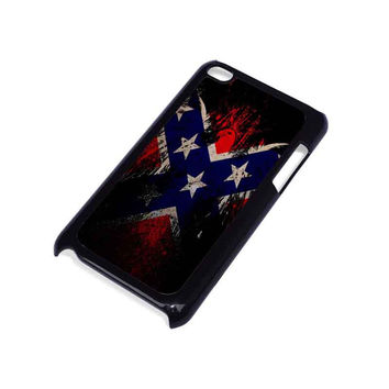 BROWNING REBEL FLAG iPod Touch 4 Case
