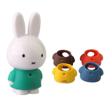 Miffy Style Mini MP3 Player, Built-in 2GB Memory