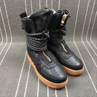 Best Online Sale Newest Nike SF Air Force 1 High AF1 HI Black Functional Boots AA3965-001