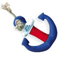 Floating Anchor Dog Toy, fetch swimming water beach toy
