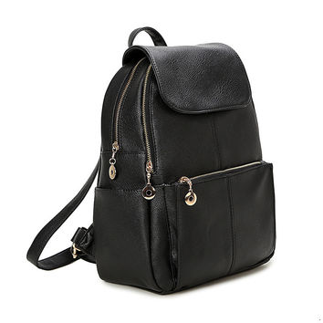 Back To School Casual Stylish Fashion Bags Backpack [6581211335]