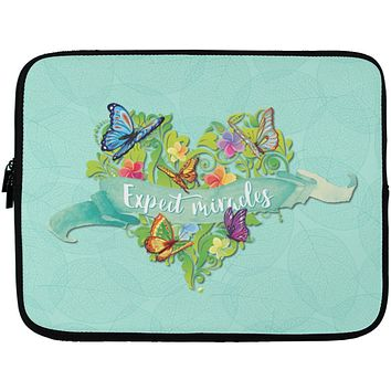 NEW! Expect Miracles Laptop Cases
