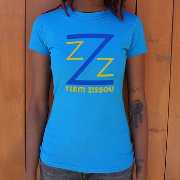 Team Zissou [The Life Aquatic with Steve Zissou Inspired] Women's T-Shirt