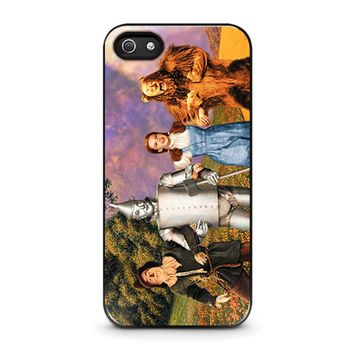 THE WIZARD OF OZ iPhone 5 / 5S / SE Case Cover