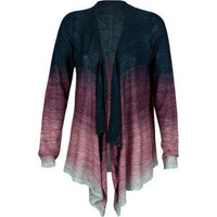 FULL TILT Ombre Womens Wrap Sweater 206351957 | Sweaters & Cardigans | Tillys.com