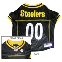 DCCKGW6 Pittsburgh Steelers Dog Jersey