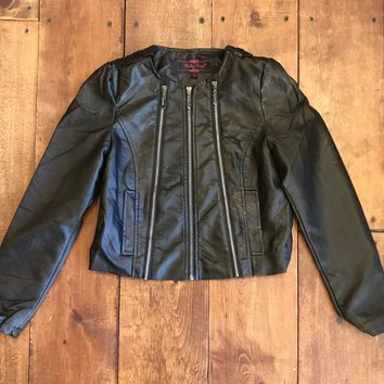 Ruby Rose Leather Jacket