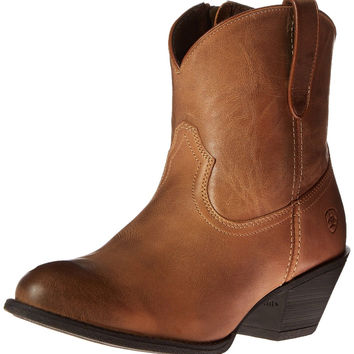 Ariat Women's Darla Western Fashion Boot Burnt Sugar 5.5 B(M) US