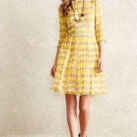 Lemon Zest Dress by Tracy Reese Yellow