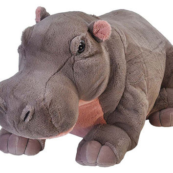 Buy Hippo Stuffed Animal | Large Plush Toys