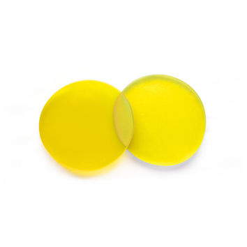 Tina Frey Coasters - Set of 4 - Yellow