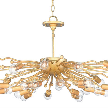 Currey Company Solange Chandelier