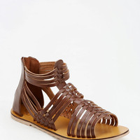 Ecote Devi Caged Sandal - Urban Outfitters