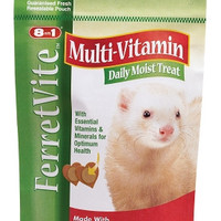 FerretVite Multi Vitamin Supplment Treat 3 oz