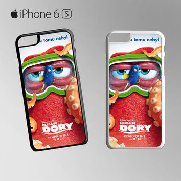 Finding Dory poster Image for Iphone 4/4S Iphone 5/5S/5C/6/6S/6S Plus/6 Plus/7/7 Plus Phone case