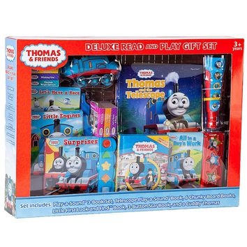 Thomas & Friends Deluxe Read & Play Set
