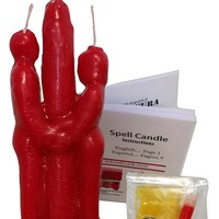 Spell Candle Kit - Unity Attraction Love