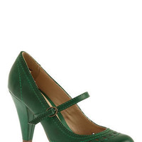 Shamrock of Ages Heel