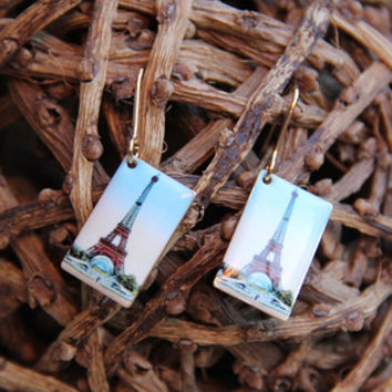 Paris On My Mind Earrings