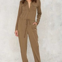 Boot Camp Babe Jumpsuit