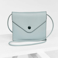 Kimchi Blue Box Envelope Crossbody Bag - Urban Outfitters