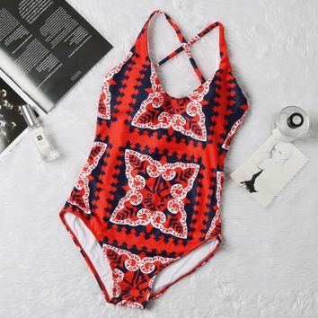 VALENTINO VLTN One Piece Trending Bikini Set Bathing Suits Summer Beach Swimsuit Swimwear Vacaton Holiday