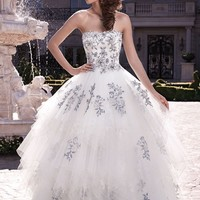 Casablanca Bridal 2139 Ball Gown Wedding Dress