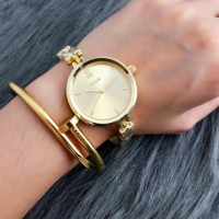 Fashion Women's Tous Watch Rose Gold  in 3 Colors