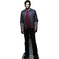 Sam Winchester - The CW's Supernatural - Advanced Graphics Life Size Cardboard Standup