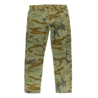 Dockers Mens Camouflage Slim Fit Casual Pants