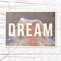 Dream Wooden Wall Art - Urban Outfitters