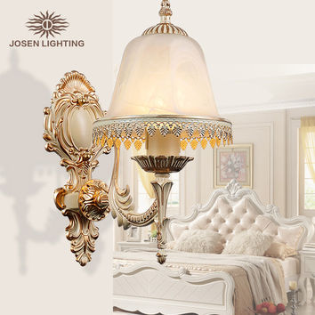 2016 Arrival Sconce Hot Wall Lamp Genuine Zinc Vintage Wall Light Handmade High Quality Novelty Bathroom Light Lampada