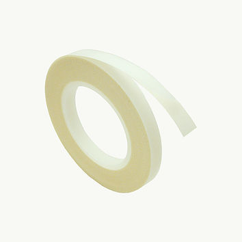 JVCC UHMW-PE-15 UHMW Polyethylene Film Tape: 1/2 in. x 18 yds. (Natural / Translucent)
