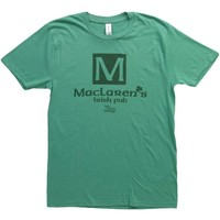 T-Shirt - How I Met Your Mother - MacLaren's Pub (Slim Fit)