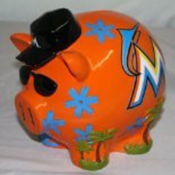 New York Giants Large Resin Thematic Piggy Bank
