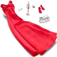 Barbie Collector The Barbie Look Collection: On The Red Carpet Fashion Pack