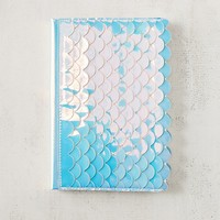 Mermaid Scale Notebook | Urban Outfitters