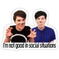 Dan and Phil by erinaugusta