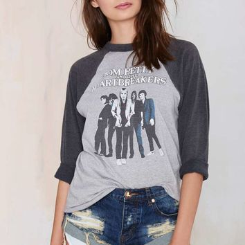 Vintage Tom Petty and the Heart Breakers Tee