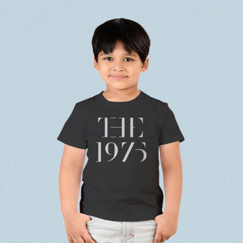 Kids T-shirt - The 1975 Band Logo
