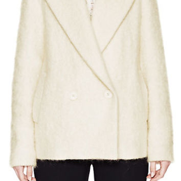 THEORY Lianamar Coat in Mohair