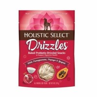 Holistic Select Drizzles Pomegranate/Papaya/Yogurt Dog Treats 6oz