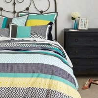 Mandalay Duvet by Anthropologie