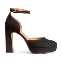 H&M Platform Pumps $39.99