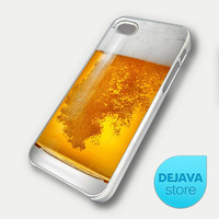 Big Beer Glass iPhone 5 Case