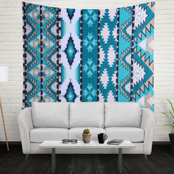 Home Decor Geometric Tapestry