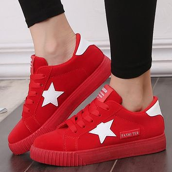 Women Shoes Fashion Women Casual Shoes Comfortable Damping Eva Soles Platform Shoes For All Season