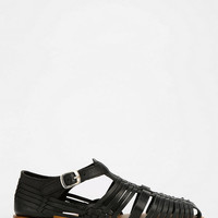 Ecote Moni Buckled Huarache Sandal - Urban Outfitters