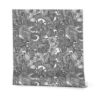 Valentina Ramos Doodles Wrapping Paper
