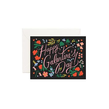 Happy Galentine's Day Greeting Card